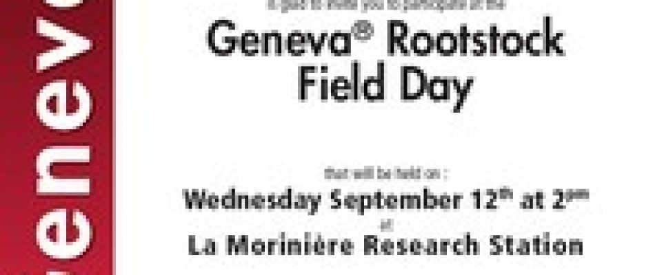 Geneva Field Day 2